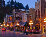Downtown Deadwood